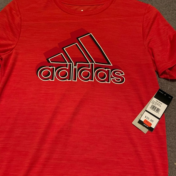 adidas Other - Brand new adidas dry fit t-shirt